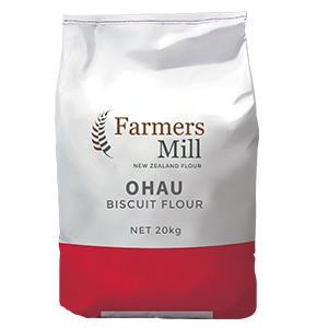 Ohau Biscuit Flour