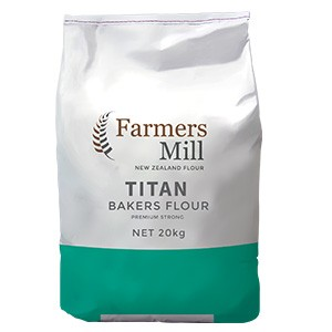 Titan Strong Bakers Flour