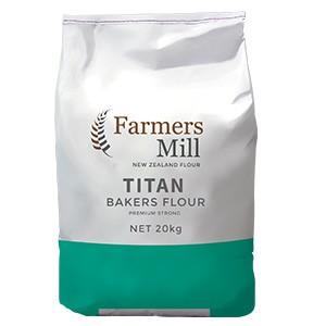 Titan Strong Bakers Flour