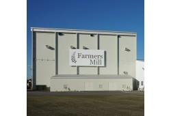 Farmers Mill Signage