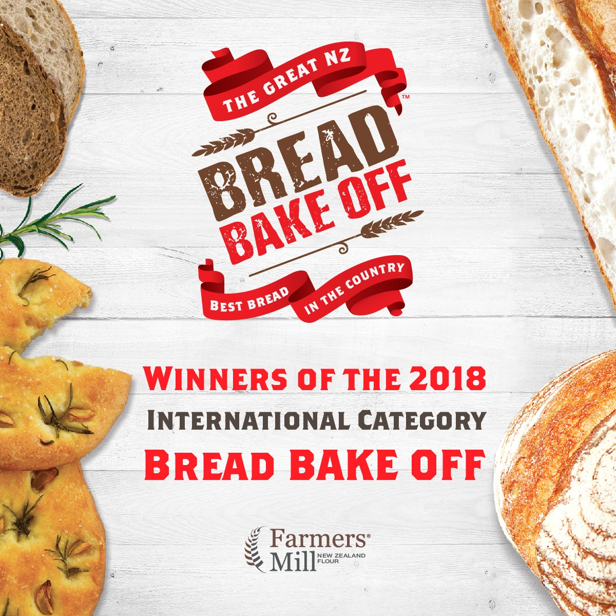Static Bakeoff 2018 winners